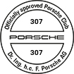 Officially approved Porsche Club 307